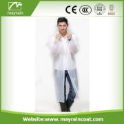 Hot Selling PE Disposable Raincoat Poncho