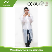 Hot Selling PE Disposable Raincoat Poncho