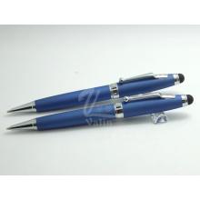 Fancy Writing Metal Capactif Touch Pen