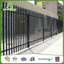 Palisade Security Fence