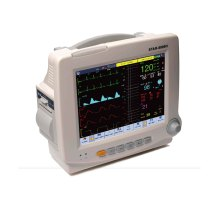 8.4inch Transport Transfer Emergency Patient Monitor, Touchscreen Handheld ICU Vital Signs Monitor ECG EKG SpO2 NIBP Monitor