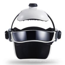 RT-2808A Automatic Battery Operated Head Massager Machine
