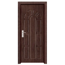 Interior PVC wood door