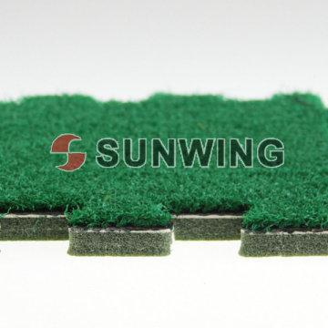 EVA que se enclavija el césped empareda la estera del rompecabezas de la hierba (V-1)