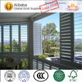 Newest Hot Selling with Exceptional Quality Odm of White Coated Plantation Shutters Outdoor