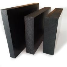 Support de feuille de bloc en plastique POM d'usinage