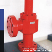 API 6A Cast/Forged Steel Manual Operated RF/Rtj Drilling Choke Valve