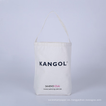 Bolso de algodón blanco al por mayor Bolso de algodón natural al por mayor Bolso de algodón barato