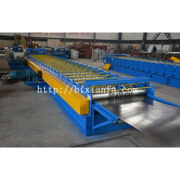 Carreau de sol faisant Roll Forming Machine prix