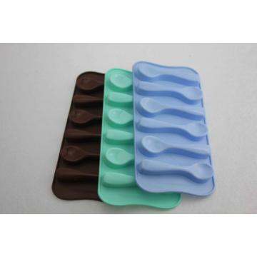Candy Color Lucu Silcione Chocolate Mould untuk Ice Jelly