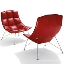 Chaise longue de sofa de tissu populaire pour la maison vivante