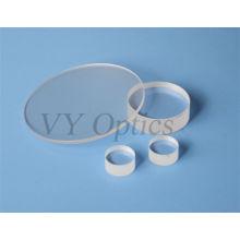 Diâmetro de vidro óptico de safira. Janelas de 81,26 mm * 21,5 mm / Flat