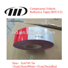 Conspicuity Vehicle Reflective Tape (DOT C-2)