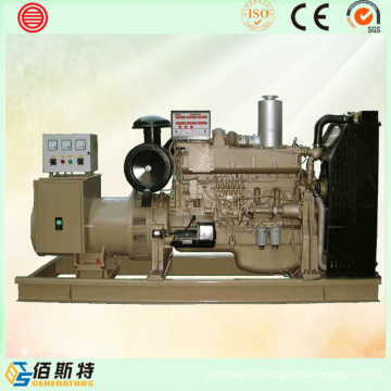 250kw Silent Generator with Cummins Engine 250kw Electric Diesel Soundproof