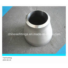 ANSI B16.9 Reductor de acero inoxidable sin costura Sch80s