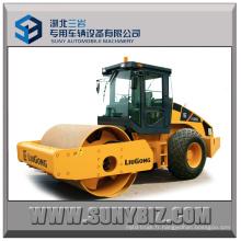 Compacteur vibratoire Liugong 12 Ton Hydraulique Vibratrice Clg612