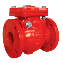 UL/FM Flanged End Swing Check Valve 300psi (XQH-300)