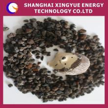 Direct reduction sponge iron powder granule for deoxidizer
