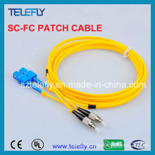 Sc-FC Patch Cord Cable