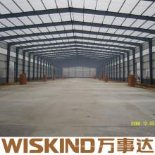 Stahlrahmenlager / Stahlwerkstatt