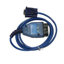 DAB diagnóstico de Cable VAG COM Kkl 409 + FIAT ECU exploración