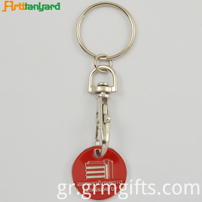 Trolley Key Holder By Embossed