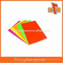 Etiqueta de etiquetas adhesivas personalizadas biodegradables de la fábrica de Guangzhou para la promoción