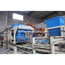 Hohlbetonblock Making Machine zum Verkauf in China