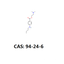 High Quality for Gout Treatment Powder Tetracaine base api tetracaine base intermediate cas 94-24-6 export to Greece Suppliers