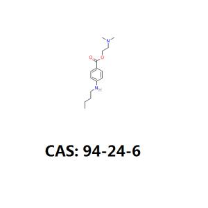 High Quality for Gout Treatment Powder Tetracaine base api tetracaine base intermediate cas 94-24-6 export to Greece Suppliers
