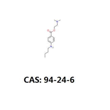 Tetracaine Api Cas 94-24-6 En stock