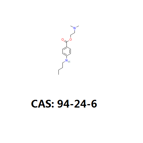 Tetracaine قاعدة api تتراكائين قاعدة cas intermediate 94-24-6