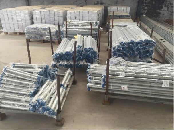 DIN 259 Running Steel Pipe Nipple