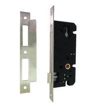 Euro Stainless steel mortise lockset