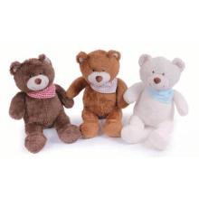 Fábrica de fornecimento de novo concebido Stuffed Teddy Bear