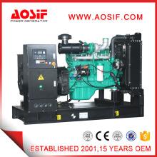 Generador de energía verde eléctrico de 80kw 100kVA