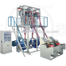 HDPE/LDPE/LLDPE film blowing machine
