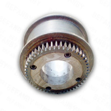 50t  Trolley Wheel Used For Crane