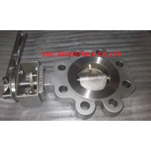 Lug Butterfly Valve with Lock Device