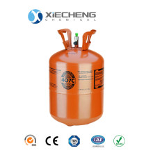 Quality for Air Conditioner Refrigerants High Purity Mixed Refrigerant R407c export to Comoros Supplier