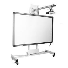 Quadro branco interativo de móveis de sala de aula para educação