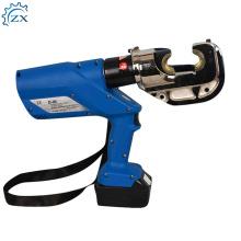 Bom fornecedor cabo talão hidráulico friso ferramentas ferramenta de ligação ferramenta de friso da bateria 18 v poder