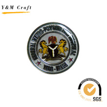 Factory Manufacturer Supply Custom Design Brooches/Pins Fibula Badge (Q09131)