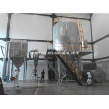LPG atomizer spray drier