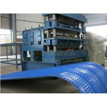 Профилегибочная машина для производства арочных валков