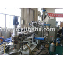 PP PE Granulating line/granulating machine/pelletizing machine/extruder
