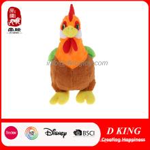 Rainbow Chicken Toy Plush Animal Stuffed Toy