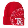 Вязаная шапочка с логотипом регистрации NTD010