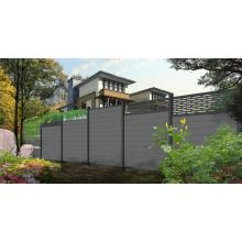 New generation waterproof Composite fencing tile