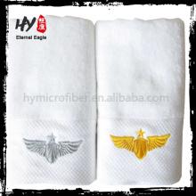 Trending Schleife Handtuch mit benutzerdefinierten Logo